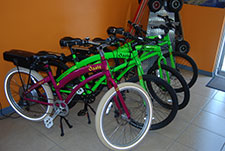 we sell electric bikes